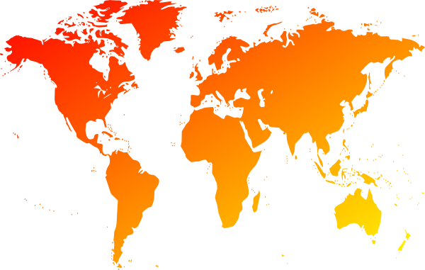 World Map Icon | Web Icons PNG